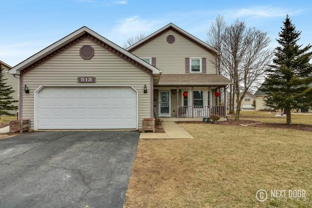 513 Fairhaven Drive, Yorkville, IL 60560 (MLS #09888116) :: Angie Faron with RE/MAX Ultimate Professionals