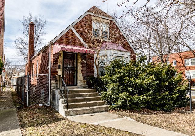 10600 S Calumet Avenue, Chicago, IL 60628 (MLS #09888199) :: The Jacobs Group