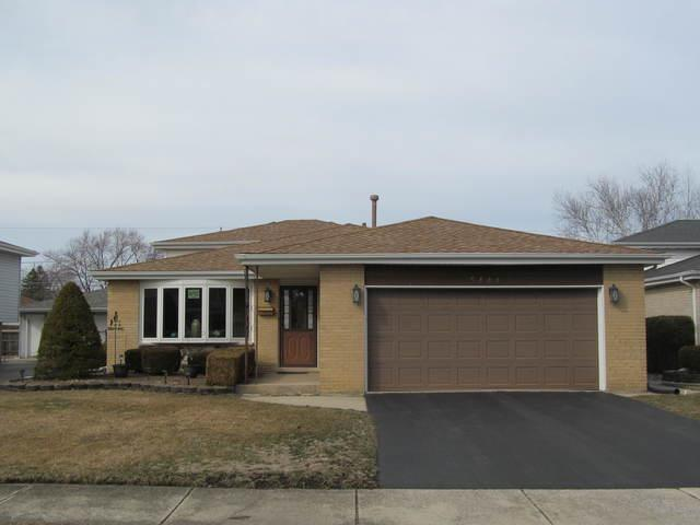 5444 138th Place, Crestwood, IL 60418 (MLS #09888212) :: The Jacobs Group