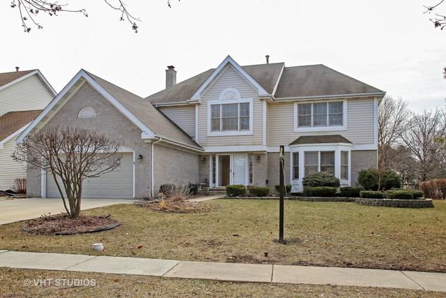 1371 Saint Claire Place, Schaumburg, IL 60173 (MLS #09888236) :: The Jacobs Group