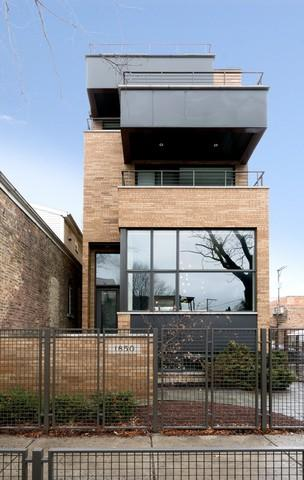 1850 W Thomas Street, Chicago, IL 60622 (MLS #09888317) :: Property Consultants Realty