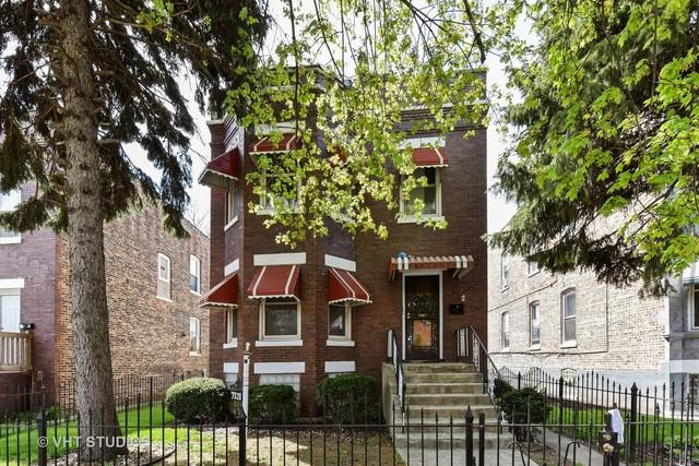 7828 S Emerald Avenue, Chicago, IL 60620 (MLS #09888321) :: Littlefield Group