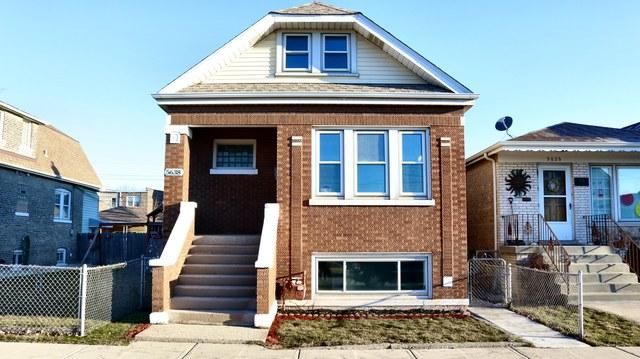 5638 W 64th Place, Chicago, IL 60638 (MLS #09888420) :: Domain Realty