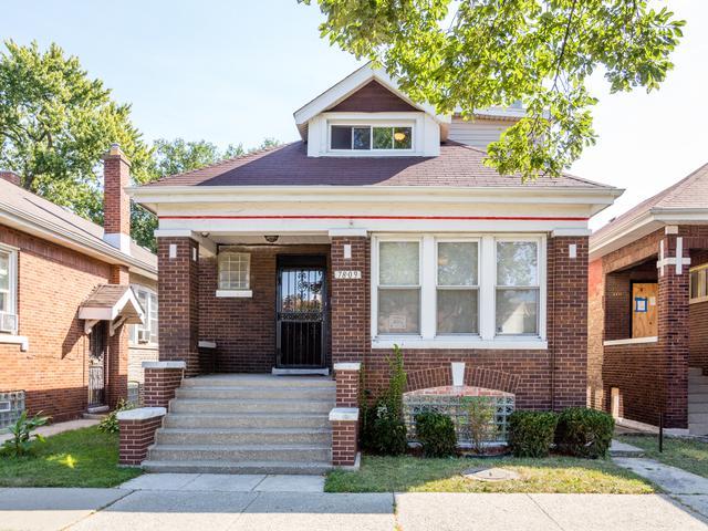 7809 S Calumet Avenue, Chicago, IL 60619 (MLS #09888473) :: Littlefield Group