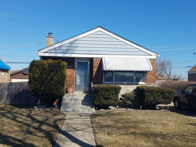 4428 W 79th Place, Chicago, IL 60652 (MLS #09888581) :: Domain Realty