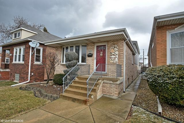 5117 S Rutherford Avenue, Chicago, IL 60638 (MLS #09888615) :: The Jacobs Group