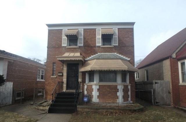 12134 S La Salle Street, Chicago, IL 60628 (MLS #09888623) :: Domain Realty