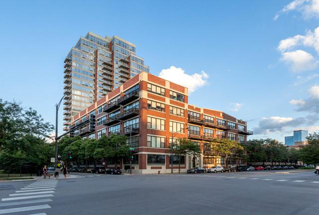 1601 S Indiana Avenue #112, Chicago, IL 60616 (MLS #09888660) :: The Jacobs Group