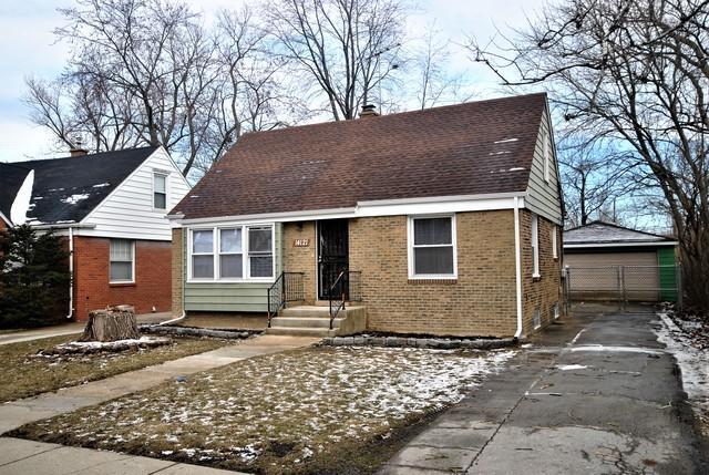 14121 Calumet Avenue, Dolton, IL 60419 (MLS #09888824) :: Littlefield Group