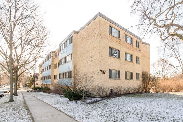 737 Ridge Avenue 2E, Evanston, IL 60202 (MLS #09888930) :: The Jacobs Group