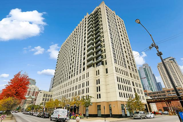 1255 S State Street #918, Chicago, IL 60605 (MLS #09888988) :: Littlefield Group