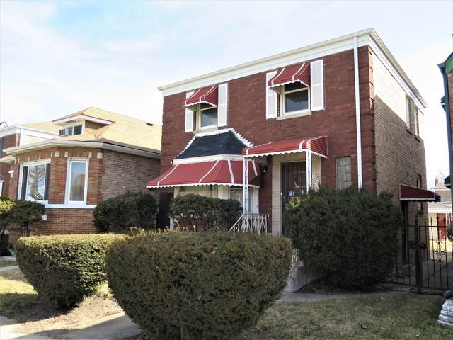 10019 S Prairie Avenue, Chicago, IL 60628 (MLS #09889015) :: The Jacobs Group