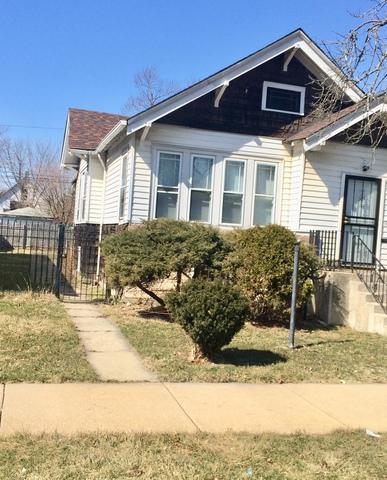 10204 S Lafayette Avenue, Chicago, IL 60628 (MLS #09889159) :: The Jacobs Group