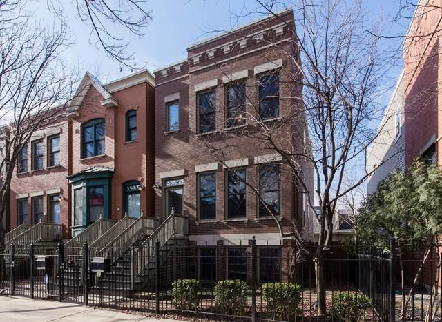 1844 N Wilmot Avenue, Chicago, IL 60647 (MLS #09889287) :: Property Consultants Realty