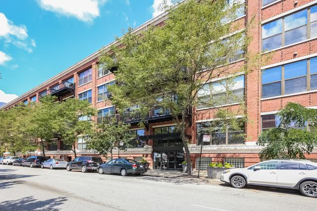 1040 W Adams Street #416, Chicago, IL 60607 (MLS #09889325) :: Property Consultants Realty