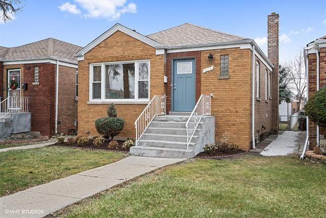 7254 S Spaulding Avenue, Chicago, IL 60629 (MLS #09889372) :: Littlefield Group
