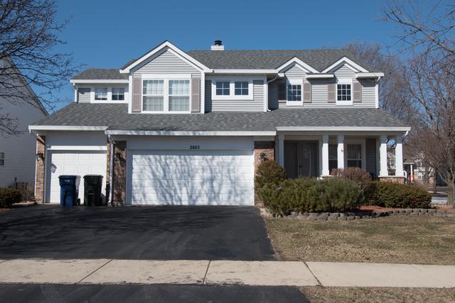 2603 Flagstone Circle, Naperville, IL 60564 (MLS #09889397) :: Lewke Partners