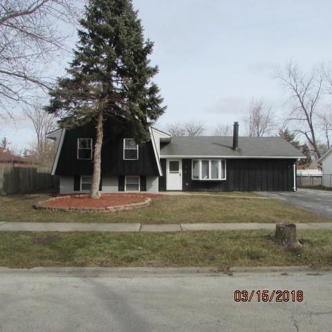 5346 Drake Lane, Matteson, IL 60443 (MLS #09889421) :: Domain Realty