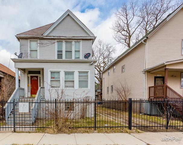 538 W 62nd Street, Chicago, IL 60621 (MLS #09889451) :: Domain Realty