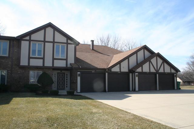 637 Big Timber Drive #637, Joliet, IL 60431 (MLS #09889472) :: The Jacobs Group