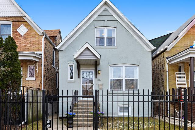 3423 W Beach Avenue, Chicago, IL 60651 (MLS #09889507) :: Littlefield Group