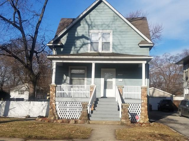 16930 Lincoln Street, Hazel Crest, IL 60429 (MLS #09889591) :: The Jacobs Group
