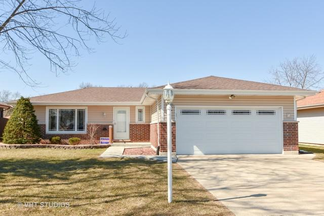 14824 Temple Street, Oak Forest, IL 60452 (MLS #09889602) :: The Jacobs Group