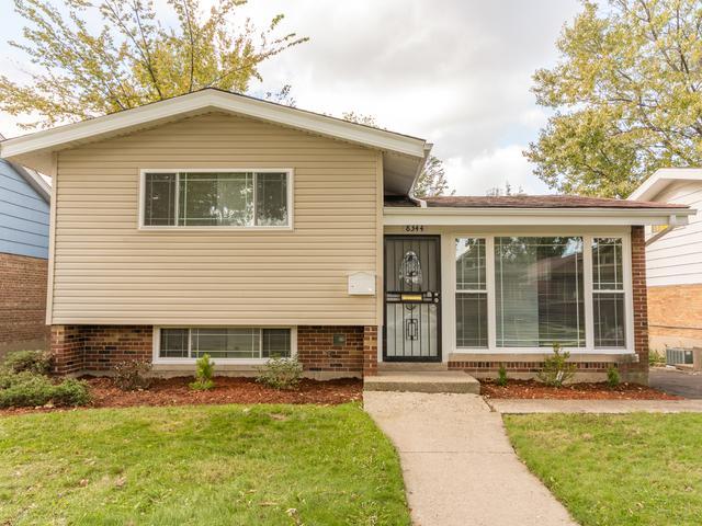 8344 S Dorchester Avenue, Chicago, IL 60619 (MLS #09889605) :: Littlefield Group