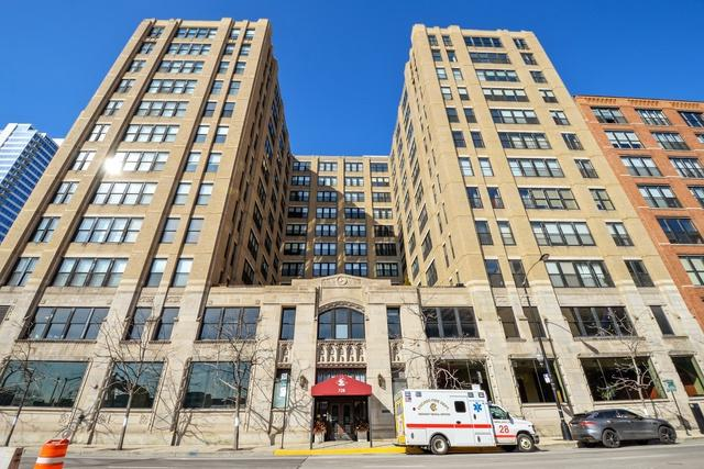728 W Jackson Boulevard #219, Chicago, IL 60661 (MLS #09889634) :: Property Consultants Realty