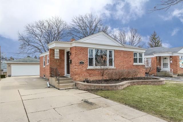 153 S Fremont Street, Palatine, IL 60067 (MLS #09889641) :: The Jacobs Group