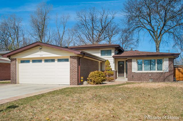 209 Murray Drive, Wood Dale, IL 60191 (MLS #09889665) :: Domain Realty