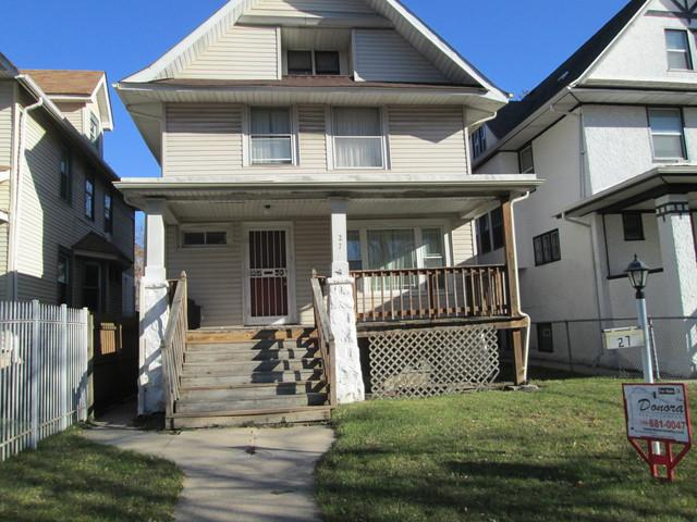 27 N Parkside Avenue, Chicago, IL 60644 (MLS #09889671) :: Littlefield Group