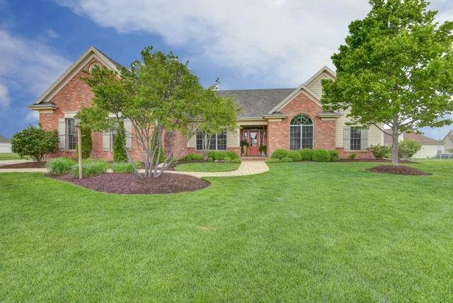 2620 Muirfield Place, Urbana, IL 61802 (MLS #09889740) :: The Jacobs Group