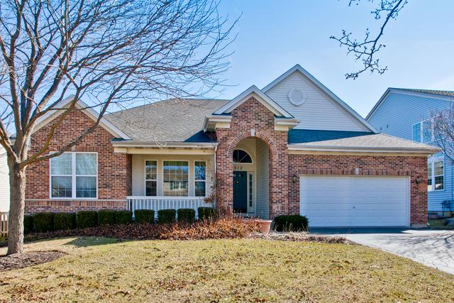 312 Sterling Circle, Cary, IL 60013 (MLS #09889755) :: Lewke Partners