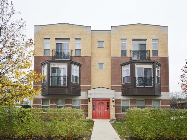 9222 Ewing Avenue #202, Evanston, IL 60203 (MLS #09889787) :: The Jacobs Group