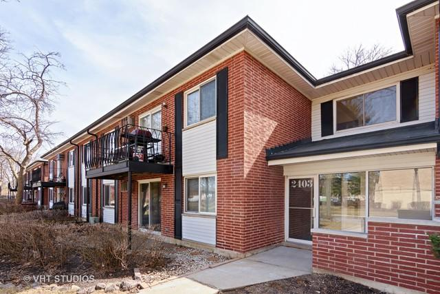 2403 E Brandenberry Court 1D, Arlington Heights, IL 60004 (MLS #09889821) :: Littlefield Group