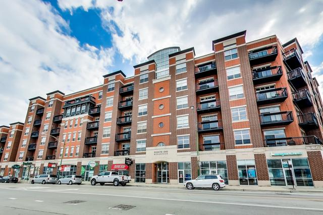 1935 S Archer Avenue #522, Chicago, IL 60616 (MLS #09889907) :: Littlefield Group