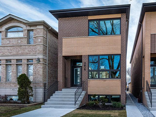 3615 S Emerald Avenue, Chicago, IL 60609 (MLS #09889922) :: The Jacobs Group