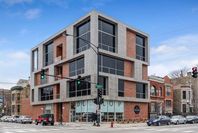 1000 N Damen Avenue #1, Chicago, IL 60622 (MLS #09889964) :: Property Consultants Realty