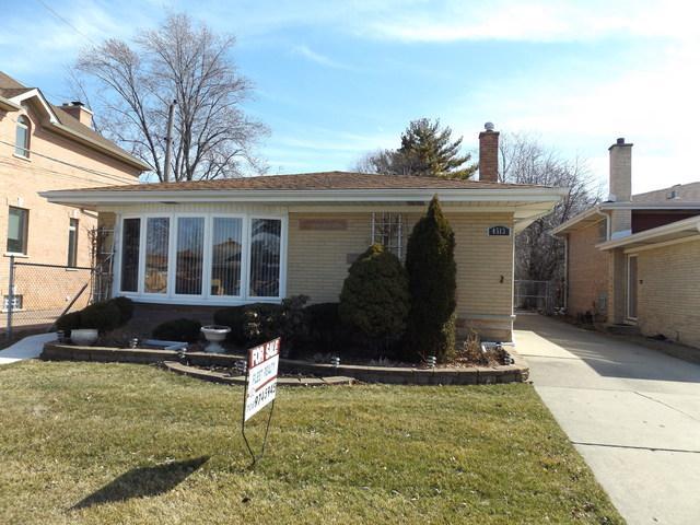 4513 N Thatcher Avenue N, Norridge, IL 60706 (MLS #09889976) :: Littlefield Group