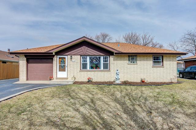 6730 W 87th Place, Oak Lawn, IL 60453 (MLS #09889996) :: Littlefield Group