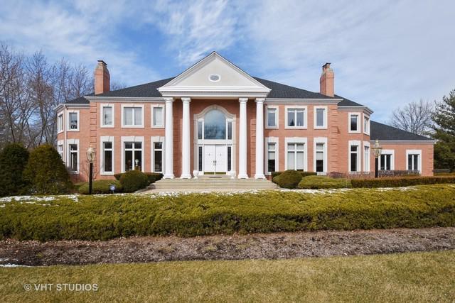 7 Polo Drive, South Barrington, IL 60010 (MLS #09890009) :: Lewke Partners