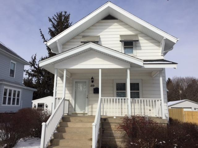 519 E Sangamon Avenue, Rantoul, IL 61866 (MLS #09890043) :: Domain Realty