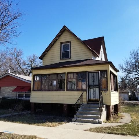 7231 S Wood Street, Chicago, IL 60636 (MLS #09890082) :: Domain Realty