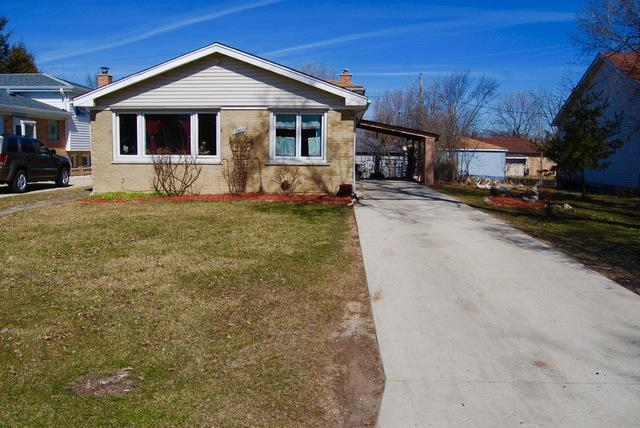 1209 Brookwood Street, Bensenville, IL 60106 (MLS #09890085) :: Domain Realty