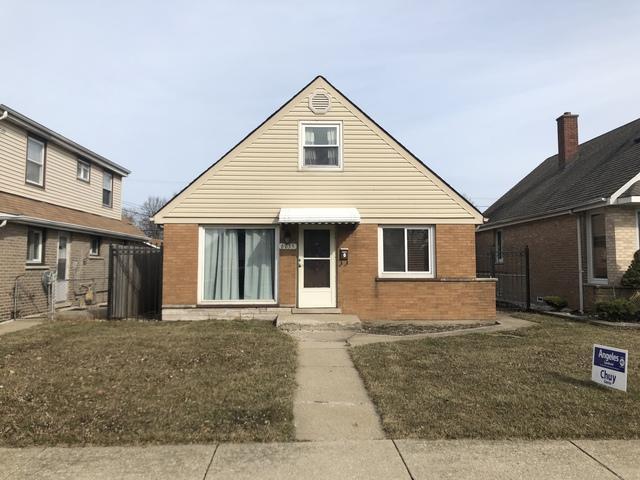 6035 S Merrimac Avenue, Chicago, IL 60638 (MLS #09890099) :: Domain Realty