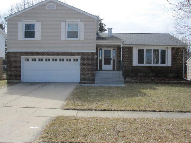 109 Patricia Parkway, Streamwood, IL 60107 (MLS #09890106) :: Littlefield Group