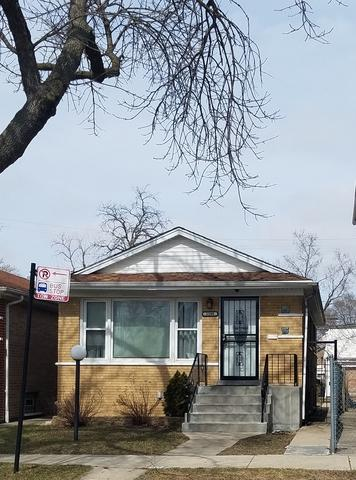 1108 E 93rd Street, Chicago, IL 60619 (MLS #09890137) :: The Jacobs Group