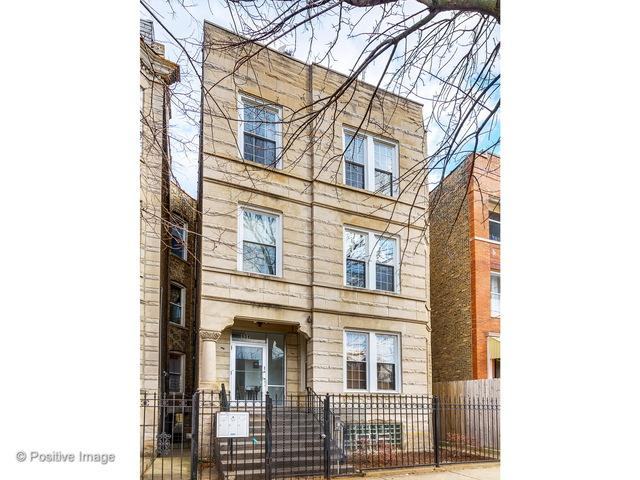 931 N Mozart Street #4, Chicago, IL 60622 (MLS #09890138) :: Property Consultants Realty