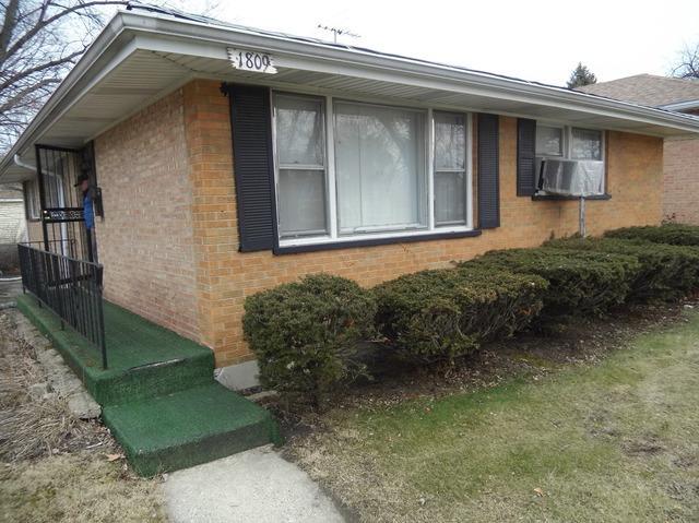 1809 Washington Boulevard, Maywood, IL 60153 (MLS #09890146) :: Domain Realty